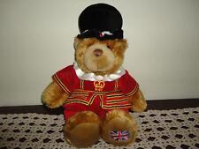 Keel Toys Kent UK Royal Beefeater Bear