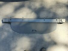 2011 AND NEWER GENUINE PORSCHE CAYENNE CARGO COVER - USED black