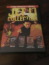 The Jet Li Collection: Evil Cult/Dr.Wai/Legend Of Kung Fu Hero/Lee-thal Weapon