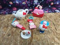 McDonalds Happy Meals Hello Kitty Lot Handbag Teapot Sanrio Toys