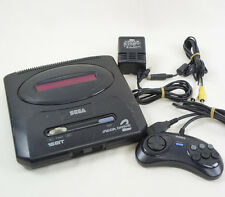 Mega Drive 2 Sega Console System Ref/A30151780 HAA-2502 Tested Made in JAPAN