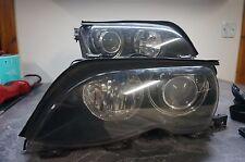 BMW E46 Facelift 01-05 Xenon Headlights Lamps Sedan Saloon Touring Estate