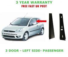 FORD Fiesta MK6 01-08 Outer Front Door Moulding Trim Left Hand 3 DOOR PASSENGER