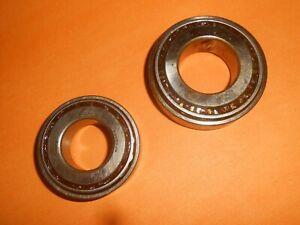 SKODA 105,120,130,Estalle, Rapide (1977-91) NEW FRONT WHEEL BEARING KIT - QWB493