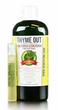 Thyme Out The Knockout Alternative For Eczema 8oz + 1/4oz To Go Bottle UK Seller