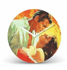 """Gone With the Wind 12"""" Quartz Wall Clock Record Clock Classic Movie Gift CL77"""
