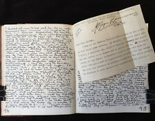 Women's Unionist Association 1920-24 Diary of a Politically Active Young Woman