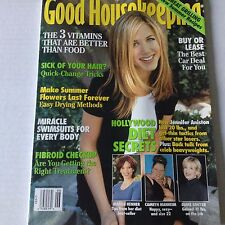 Good Housekeeping Magazine Jennifer Aniston June 1999 061917nonrh