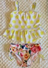2 PC Seafolly Baby Girls Top Bottom Swimwear US Size 2T  $58