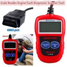 MaxiScan MS310 OBD2 EOBD Engine Fault Diagnostic /Code Scanner Tool Code Reader