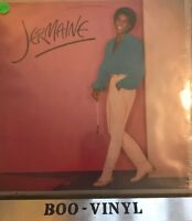 JERMAINE -JERMAINE JACKSON STILL SEALED VINYL RECORD MINT CON