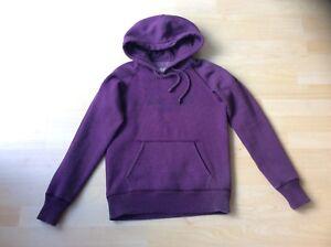Aubin & Wills Ladies Purple Hooded Top, Size: 8