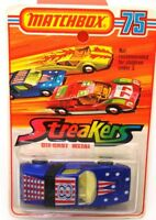 LESNEY MATCHBOX NO. 41 SIVA SPYDER STREAKERS - OLD NEW SHOP STOCK BOXED - L2