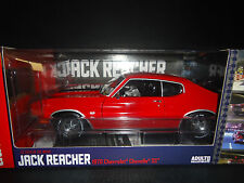 Auto World Chevrolet Chevelle SS 1970 Red Jack Reacher 1/18 AWSS109