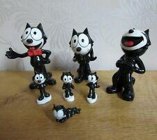 WADE Porcelain Characters Felix The Cat Various Figures x 7 Models NEW