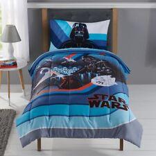 NEW Disney Star Wars Kids Reversible Comforter size Twin