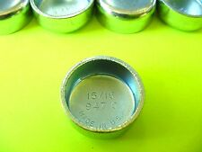 """Fit Ford 5pk 15/16"""" Freeze Expansion Plugs Zinc Plated Steel Engine Cylinder NOS"""