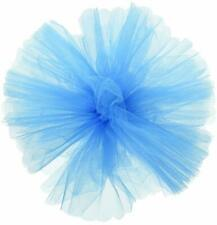 Firefly Imports Tulle Pom Pom Ball Centerpiece, 12-Inch, Turquoise, 4-Pack