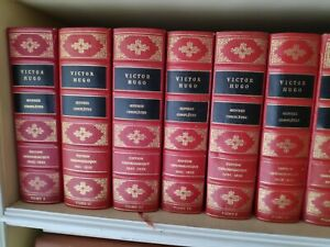 Victor HUGO oeuvre complète 18 volumes