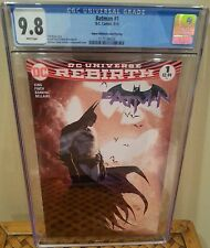Batman #1 Aspen Comics Michael Turner Variant CGC 9.8 - Limited Number Sold Out