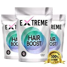 EXTREME HAIR BOOST VITAMINS   HAIR LOSS MAX STRENGTH PILLS, HEALTHY HAIR GROWTH