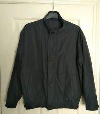 Men's Vintage Baracuta Jacket Size Small Green Cotton Harrington Style Quilted