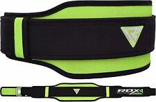 RDX Gewicht Riem Gym Trainen Terug Ondersteuning Vermogen lumbale Fitness XL
