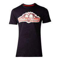 FALLOUT 76 Nuka World T-Shirt, Male, Extra Extra Large, Black (TS816206FAL-2XL)