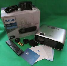 Beamer Philips NeoPix Easy 2+ Heimkino-Projektor HD neuwertig