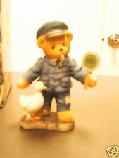 Cherished Teddies ` Kent Police Officer, I've got a warrant out for your heart