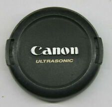 52mm Front Lens Cap Canon - Snap On - USED Z610