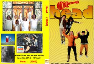 HEAD (1968) The Monkees  Micky Dolenz, Davy Jones, Michael Nesmith, Peter Tork