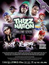 V/A - Thizz Nation Vol. 7 COLOR POSTER NEW Rydah, Dubee, Mistah F.A.B., Bavgate