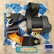 Mercedes Benz W123 seat belt 1238605985 Genuine NOS Klippan