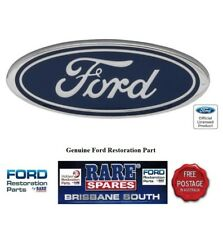 FORD FALCON XC & ZH FAIRLANE XD FORD 04/78 ON OVAL GRILLE BADGE
