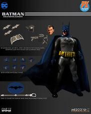 BATMAN Ascending Knight One:12 Collective Blue Version Figure by Mezco Toyz PX