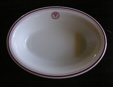 Tepco China US Army Medical Military Vegetable Serving Bowl WWII