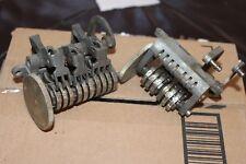Antique Original NATIONAL CASH REGISTER Mechanism Parts For Restore