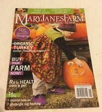 Mary Janes Farm Magazine Eat Better Feel Better Look Better November 2016