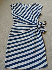 Women's Louche Striped Dress Size 10