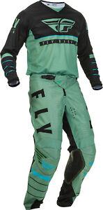 Fly Racing Kinetic K120 Jersey & Pant Combo Set MX Riding Gear ATV Motocross '20