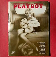 Playboy May 1973 (Fine) Playmate Anulka Dziubinska, Barbara Leigh, Vargas Girl