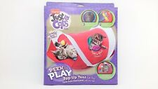 Hartz Peek & Play Pop-Up Tent Cat Toy Hanging Toys Crinkle Mat
