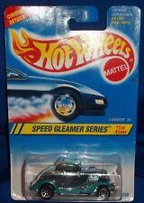 BNIP Hot Wheels Collector #312 3-Window '34 Speed Gleamer Series #1
