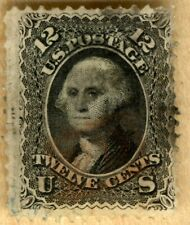 UNITED STATES SCOTT# 69 WASHINGTON💵 USED LIGHTLY CANCEL 1861
