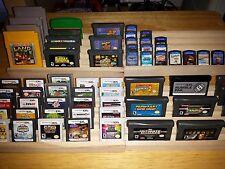 2x Wood Game Racks for GAME BOY DS 3DS Cartridges memory cards etc (N86&N87)