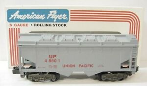 American Flyer 6-48601 S Scale Union Pacific Covered Hopper LN/Box
