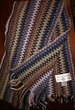 Scottish Tradition 100% Pure Cashmere Scarf Made In Scotland