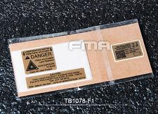 FMA Custom Decals F1 For AN PEQ-15 LA-5 Case TB1078-01