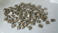 90 + VINTAGE 1950/60S MILITARY ELECTRICAL COMPONENTS - RESISTORS ? -10X  ZDM